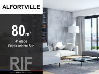 T5 de 108 m² avec balcon 27 m²