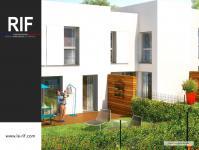 Villa de 114 m² avec terrasse et jardins
