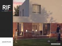 Maison 4 pièces de 84 m² avec jardin