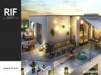 T4 de 104 m² avec terrasse de 62 m²