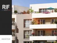 T3 de 59 m² avec balcon de 19 m²