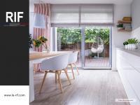 T4 de 88 m² avec terrasses et jardin