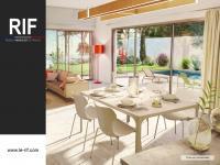Villa T5 triplex de 123 m² avec piscine