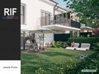 Appartement 4 pièces de 82 m² avec jardin de 140 m²