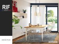 Appartement T2 de 38 m² avec terrasse de 21 m²
