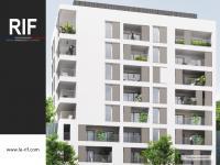 Appartement T2 de 37 m² avec terrasse