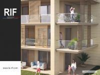 T4 de 98 m² avec terrasses