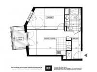 T4 de 94 m² avec terrasse de 38 m²