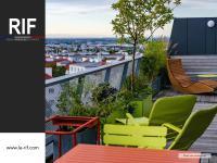 Appartement 3 pièces de 65 m² avec deux terrasses