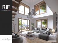 T4 DUPLEX de 111 m² avec balcons et parkings