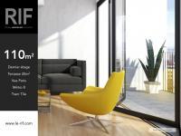 T4 DUPLEX de 110 m² avec terrasse de 20 m²