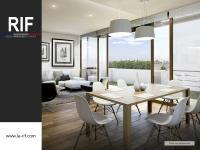 T4 de 106 m² avec balcon de 15 m²