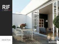 T3 de 83 m² avec terrasse de 14 m²