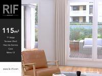 T5 de 115 m² avec terrasse de 35 m²