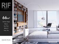 T3 de 66 m² avec balcon de 6 m²
