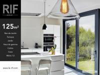 T4 DUPLEX d\'exception de 125 m² avec terrasse et jardin