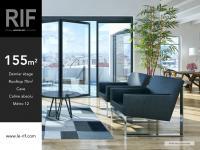 T5 DUPLEX d\'exception de 155 m² avec rooftop de 70 m²