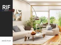 Appartement 3 pièces de 65 m² avec terrasse de 19 m²