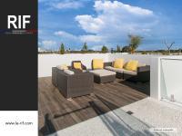 Maison 5 pièces de 117 m² avec toit terrasse de 60 m²