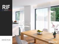 Appartement 3 pièces de 65 m² avec terrasse de 12 m²