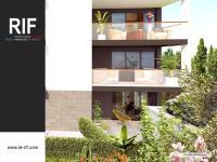 Appartement 4 pièces de 91 m² avec terrasse et balcon