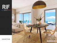 Appartement d\'exception 4 pièces de 90 m² avec vue mer