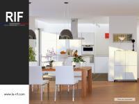 Appartement 3 pièces de 69 m² avec terrasse de 56 m²