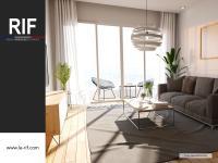 Appartement 2 pièces de 48 m² avec terrasse