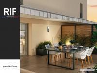 T3 duplex de 67 m² avec terrasse de 11 m²