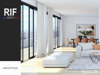 Appartement 5 pièces de 128 m² avec balcons, jardin d\'hiver et parkings