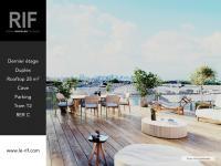 T5 DUPLEX de 111 m² avec rooftop de 28 m²