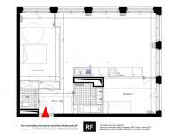 Appartement 3 pièces de 66 m² avec parking