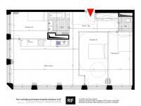 Appartement 4 pièces de 81 m² avec parking
