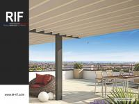 Appartement T4 de 104 m² avec solarium de 112 m²