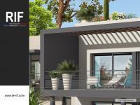 Appartement T4 de 85 m² avec une terrasse 21 m²