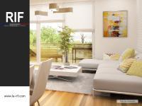 Appartement 4 pièces de 84 m² avec terrasse de 17 m²