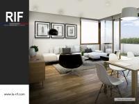 Appartement 4 pièces de 93 m² avec terrasse et loggia