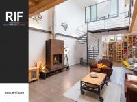 DUPLEX T3 d\'exception de 125 m²  avec séjour de 80 m²