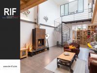 Maison 3 pièces d\'exception de 125 m²  avec séjour de 80 m²