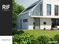 Maison 5 pièces de 128 m² avec terrasse et jardin de 216 m²