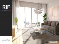 Appartement duplex 3 pièces de 63 m² avec loggia