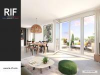 Appartement 4 pièces de 95 m² avec terrasse de 42 m²
