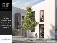 Villa de 114 m² avec terrasse et jardin