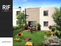 Maison 4 pièces de 89 m² avec terrasse et jardin