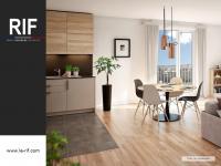T4 de 76 m² avec terrasse de 19 m²
