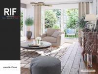 T3 de 71 m² avec jardin et terrasse de 95 m²