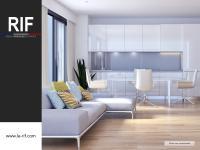 T3 de 64 m² avec balcon de 19 m²
