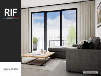 T4 de 83 m² avec balcon de 22 m²
