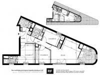 T2 de 42 m² avec vue dégagée