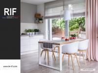 Maison 5 pièces de 95 m² avec jardinet et parkings